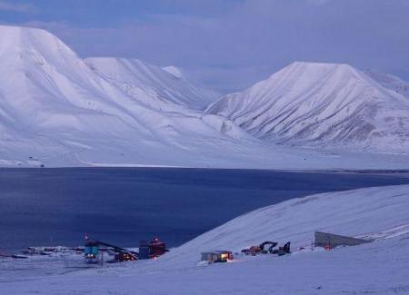 Archipielago de Svalbard