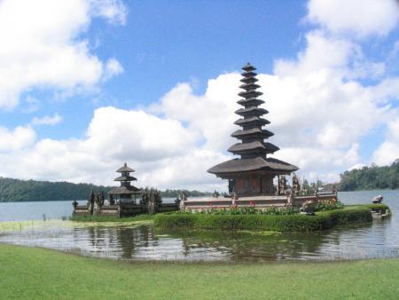 Bali, un destino para disfrutar en pareja