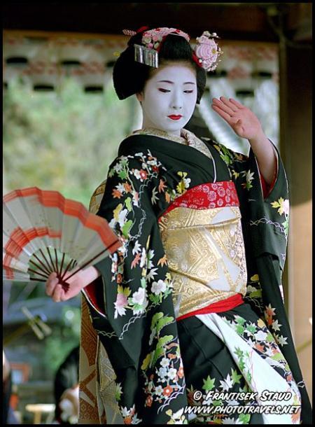 Geisha de Kioto