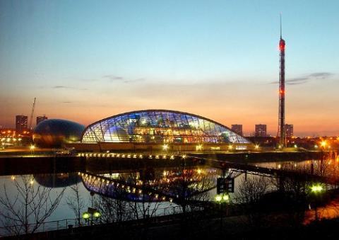 Glasgow, diseñada para ser habitada