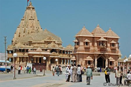 Gujarat (India), naturaleza y mitología
