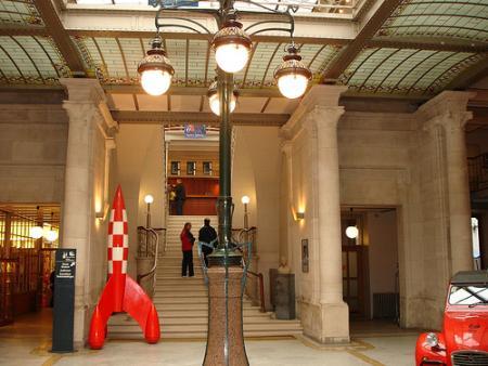 Museo del Comic Bruselas