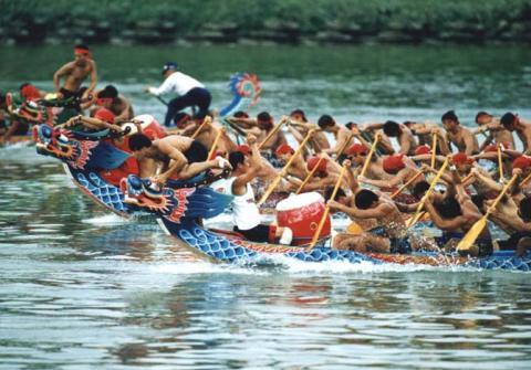 festival de botes