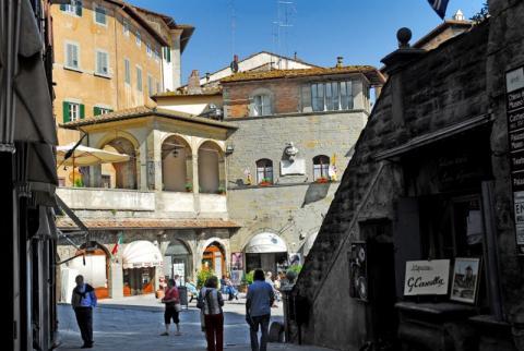 Cortona - Italia