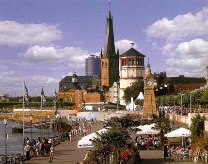 Düsseldorf, una ciudad preparada para los negocios