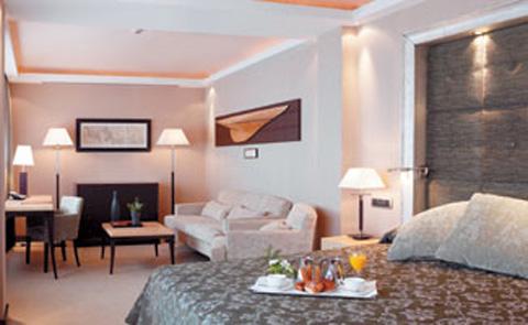 Hotel Hesperia Finisterre, pensado para viajar con niños