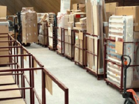 almacenamiento de muebles