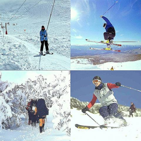 Seguros especiales de esquí para la temporada que empieza