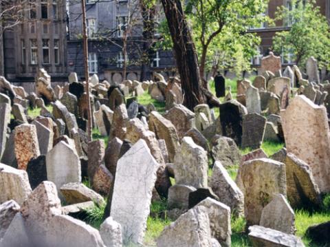 Praga y su cementerio judío, un destino invernal (Rep. Checa)