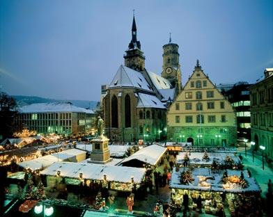 Pasar la Navidad más tradicional en Alemania