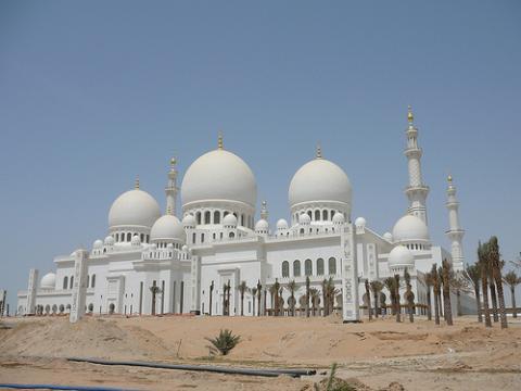 mezquita jequel zayed