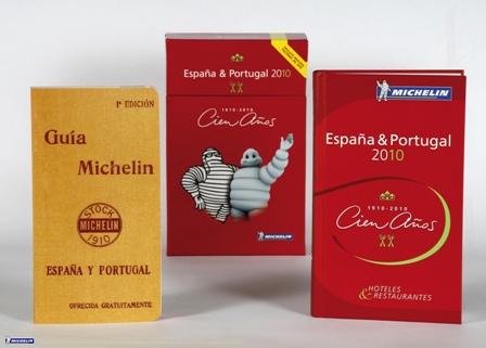 Ya está a la venta 'La Guía Michelín España y Portugal 2010′