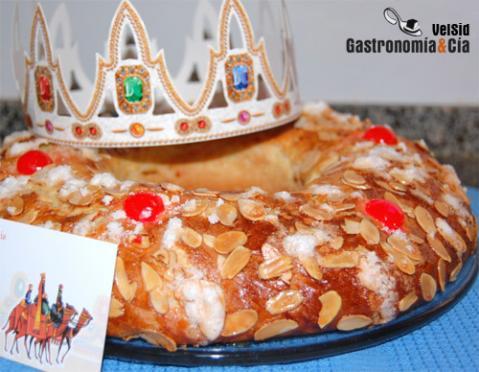 Receta de Navidad: Roscón de Reyes