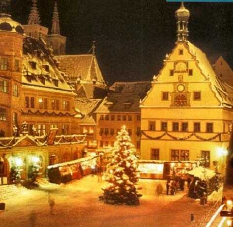 Viaje con niños a Baviera para descubrir la Navidad