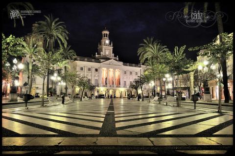 Fiesta en Cádiz para celebrar los 200 años de la Constitución
