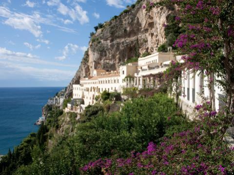 Tu regalo de San Valentín: un fin de semana en el Grand Hotel Convento di Amalfi