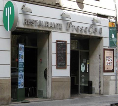 Practica inglés mientras comes en Fresc Co, en Barcelona