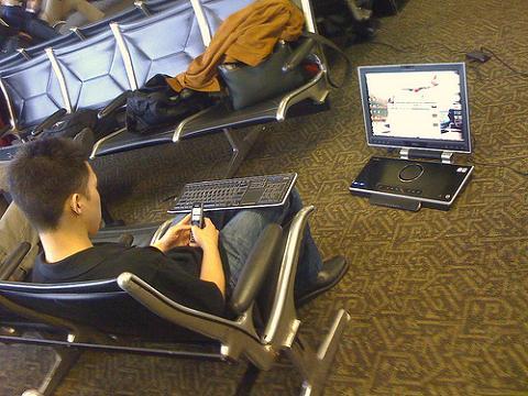Proteger el portátil al viajar (II)