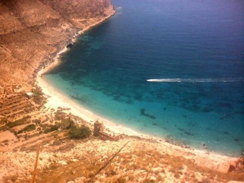Cabo e Gata, un entorno espectacular en Almería