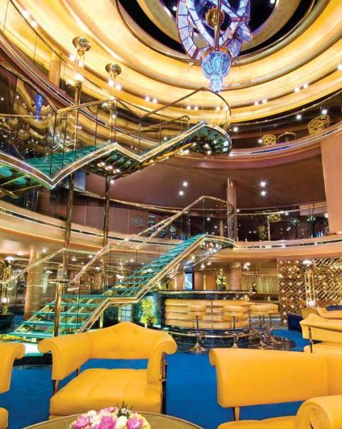 Dos cruceros harán las veces de hotel durante el Mundial de Fútbol de 2010