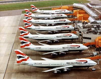 Los huelguistas de British Airways se quedan sin viajes gratis