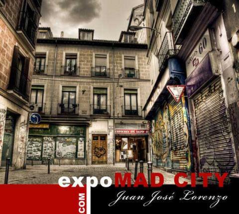 Expo Mad City recorre rincones insospechados de Madrid