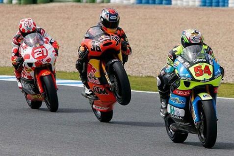 España se promocionará a través del Mundial de MotoGP