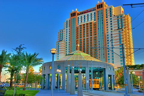 Marriott International es considerada la mejor cadena hotelera