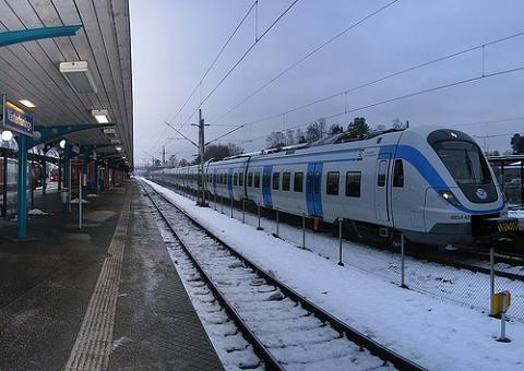 Viajar por Europa en tren, el Interrail para jóvenes y adultos