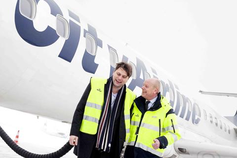 City Airline abre una nueva ruta entre Barcelona y Gotemburgo
