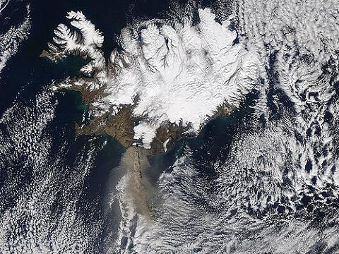 Los derechos de los pasajeros afectados por la nube volcánica