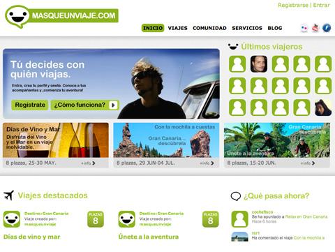 Nace una red social para viajar en grupo a Canarias con desconocidos