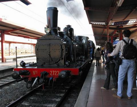 El Tren Turístico del Camino de Santiago amplia trayectos