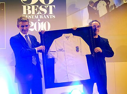 El Bulli pierde el liderato como mejor restaurante mundial