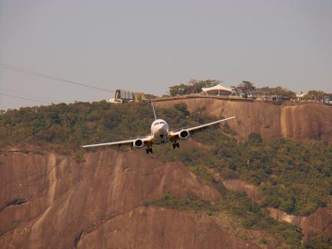 Alerta ante el aumento de incidentes aéreos graves en 2010