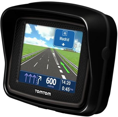 Inventan un GPS especial para motos y bicicletas