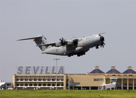 Aena obliga a Airbus a llevarse los ensayos de dos aviones a Francia