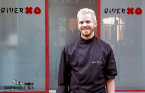 Muñoz de DiverXO, Premio Nacional de Gastronomía
