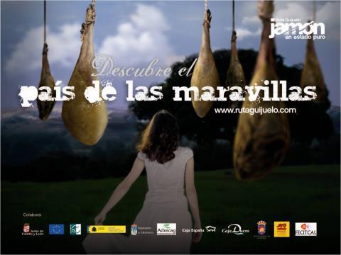 Ruta Guijuelo: Jamón en Estado Puro, nueva oferta de turismo gastronómico