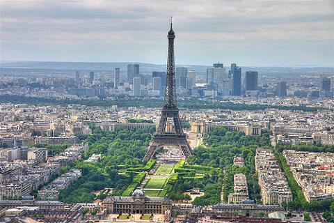 Ya se puede volar de Granada a París