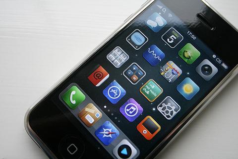 Aplicación de Air Berlin para el iPhone
