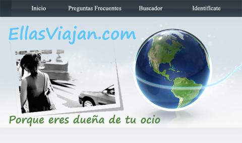 Ellas Viajan, la web de viajes dedicada a la mujer
