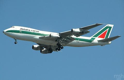 Alitalia se une al grupo de Air France, KLM y Delta Airlines