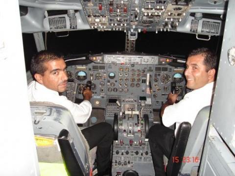 Los pilotos se oponen a la sustitución de los controladores