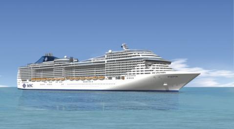 Muere una española al subir a un crucero en Génova