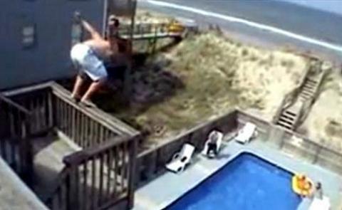 El balconing sigue de moda y causando víctimas entre los turistas baleares