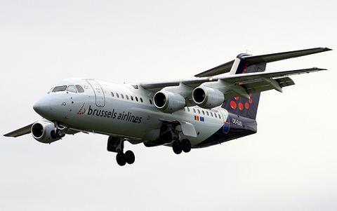 Ya se puede facturar con el móvil en los vuelos de Brussels Airlines