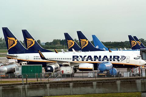 Ryanair cancela todos sus vuelos por la huelga