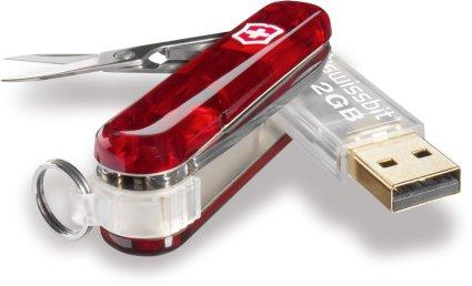 La navaja suiza de toda la vida pero con USB