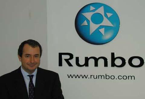 Rumbo inicia su aventura en Brasil